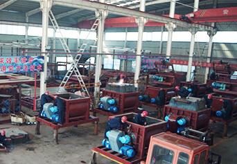 Advanced production base